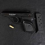 Пистолет сигнальный, стартовый Ekol Major (9.0мм), черный, фото 8