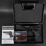 Пистолет сигнальный, стартовый Ekol Major (9.0мм), черный, фото 10