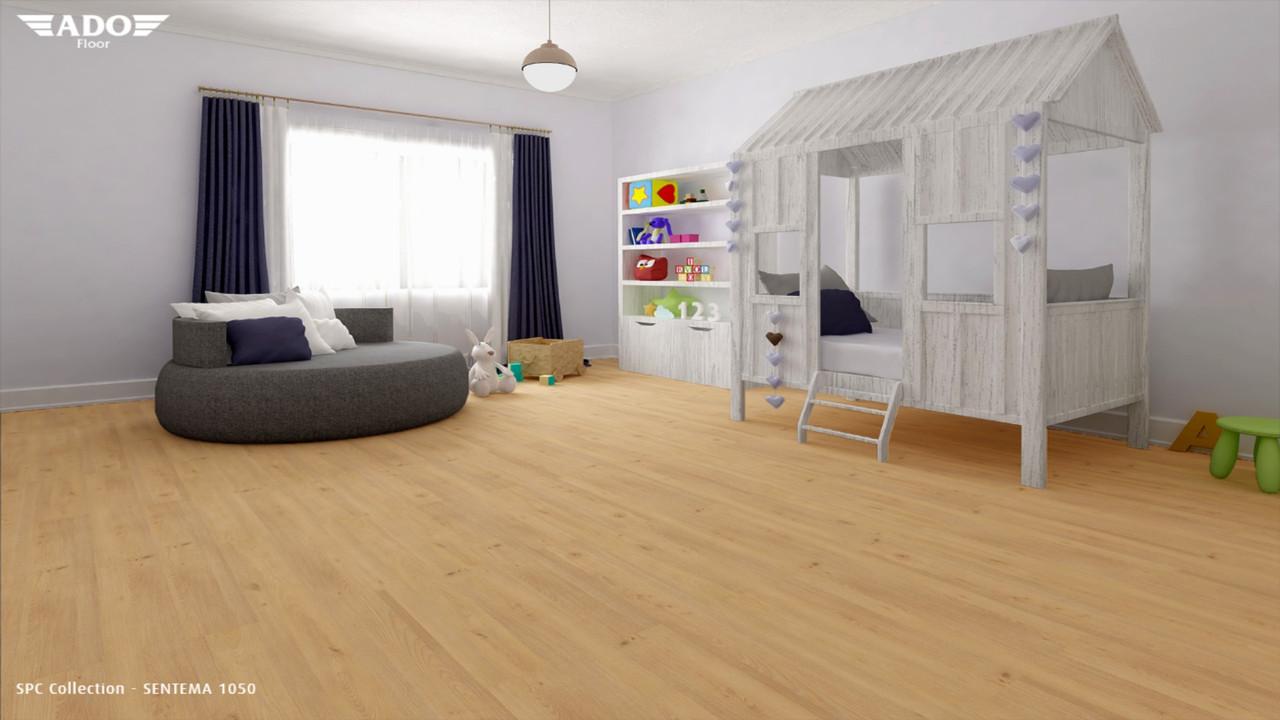 SPC ламинат Ado floor Fortika Sentema 1050
