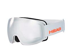 Горнолыжная маска женская Head galactic fmr chrome 2021 (MD)
