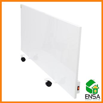 Панельный обогреватель ENSA P900,конвектор электрический бытовой 1200х535х15мм, панель инфракрасная 900 Вт
