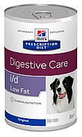 Консерва Hills Prescription Diet Canine I/D Low Fat для собак 360г