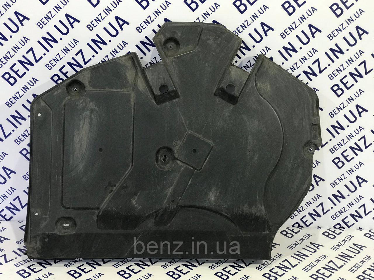 Облицовка днища W212 рестайл A2126930017