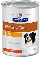 Консерва Hills Prescription Diet Canine K/D для собак 370г