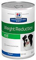 Консерва Hills Prescription Diet Canine R/D для собак 350г