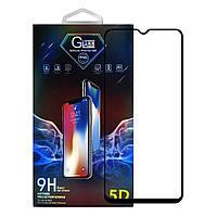 Защитное стекло Premium Glass 5D Full Glue для Oppo A12 Black