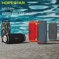 Портативная колонка Hopestar H45 PARTY, Беспроводная колонка, Блютуз колонка, Колонка портативная с Bluetooth