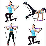 (УЦЕНКА) Тренажер для пилатес (для всего тела) Empower Portable Pilates Studio (165454), фото 3