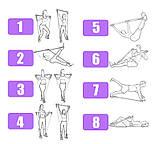 (УЦЕНКА) Тренажер для пилатес (для всего тела) Empower Portable Pilates Studio (165454), фото 7