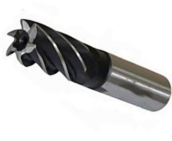 Фреза кінцева к/х ф 16 мм z=4 подовжена Lраб=120мм КМ2