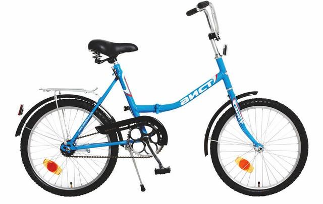 "Велосипед складной АИСТ 20""."