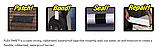 Прочная, прорезиненная, водонепроницаемая лента Flex Tape 10х150 см (5515), фото 5