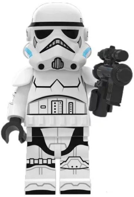 Фигурка Имперского штурмовика Звёздные войны Star Wars Аналог лего