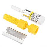 Набір для ремонту тріщин лобового скла Windshield Repair Kit (2461), фото 6