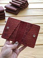 Кардхолдер кожаный Fresh (права/тех.паспорт/id-паспорт) Hand Made