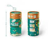 """Пазл и игра Mon Puzzle """"Животные Мира"""" 200113, фото 4"""