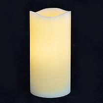 Свічка Yes! Fun воскова LED, 7.5*15 см 710337