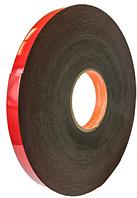 Скотч 5391, вспененый акрил, серый, 6 мм х 2,3 мм х 16,5 м для вентилируемых фасадов