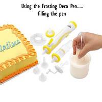 Купить кулинарный шприц Frosting Deco Pen, фото 1
