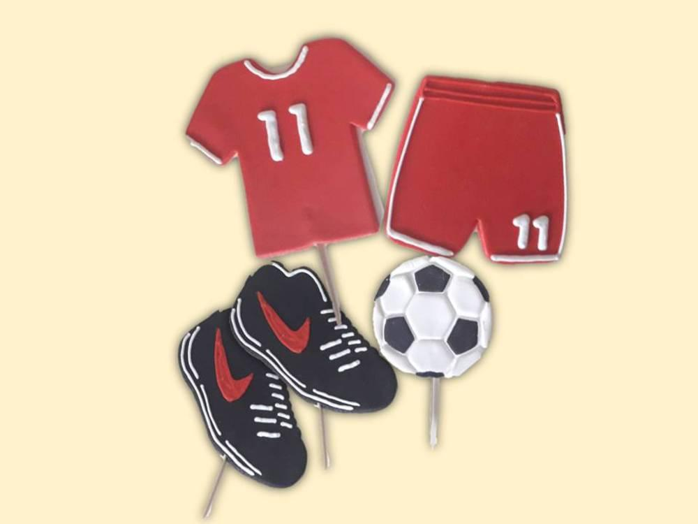 Футбольный набор 2D