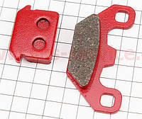 Тормозные колодки (дисковые) Квадроциклы  ATV -50/100/150/200/250/300сс, к-кт 2шт, тип 2 2 / 3