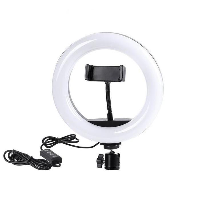 Кольцевая Led лампа M-33 Ring Fill Light 33см 183190