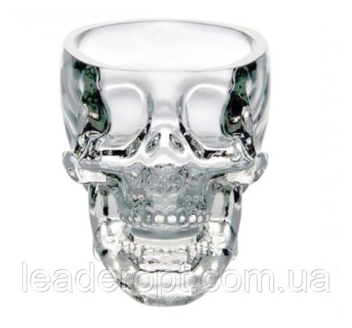 ОПТ ОПТ 3D склянку BauTech для коктейлів Череп 50 мл