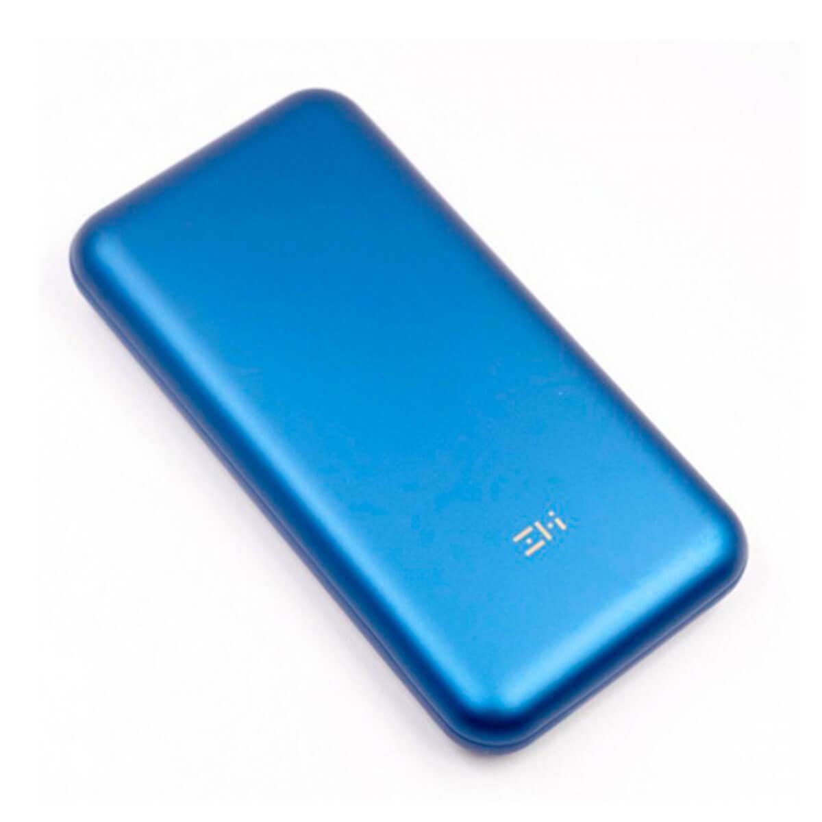 Внешний аккумулятор ZMi Power Bank 10 PRO 20000 mAh 65W Type-C QC 3.0, PD 3.0 Blue (QB823)