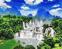 Картина по номерам Водопады, фото 1