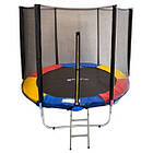 Лестница для батута 6FT (252 см) лесенка приставная, фото 2
