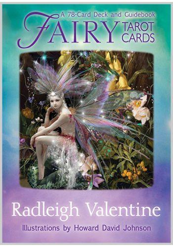 Fairy Tarot Cards/ Таро Фей