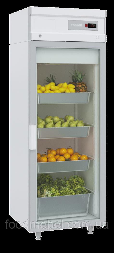 Холодильный шкаф Polair DM107-S без канапе