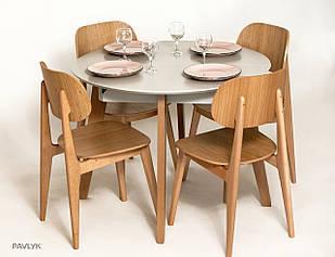 Обідній комплект: стіл Марс і стільці Лула Pavlyk ™