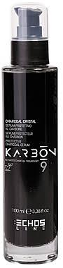 Защитная сыроватка для волос с активированным углем 100мл KARBON (8008277234939)