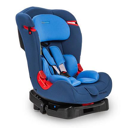 Детское автокресло Mioobaby Dual Safe от 0 до 25 кг Blue, фото 2