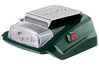 Акумуляторний адаптер Metabo PA 14.4-18 LED-USB 600288000, фото 1