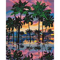 Картина по номерам  Пальмы, фото 1