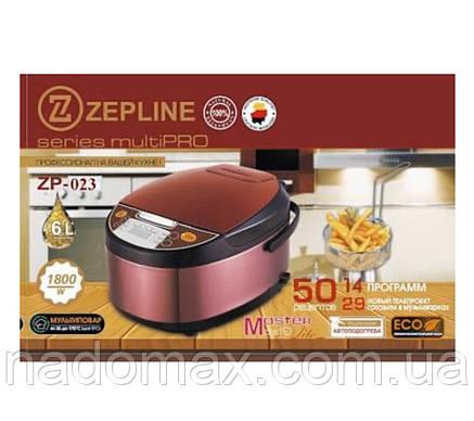 Мультиварка Zepline ZP-023, фото 2