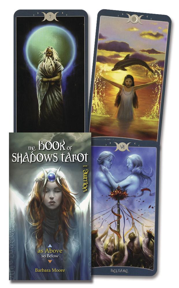 "Book of Shadows Tarot Vol I: ""As Above""/ Таро Книга Теней Том I. Как Вверху"