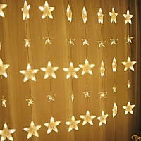 Новогодняя гирлянда Звезда YS-84001, фото 1