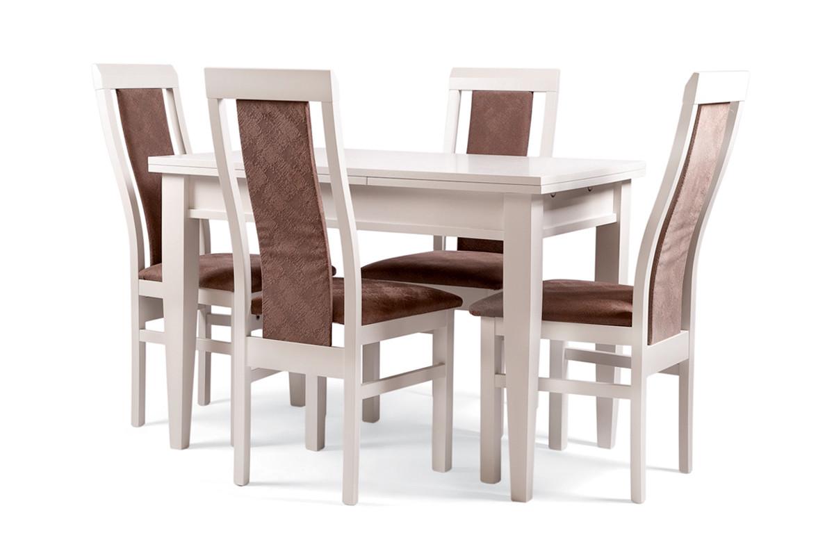 Обідній комплект: стіл Шахар і стільці Вест Pavlyk ™