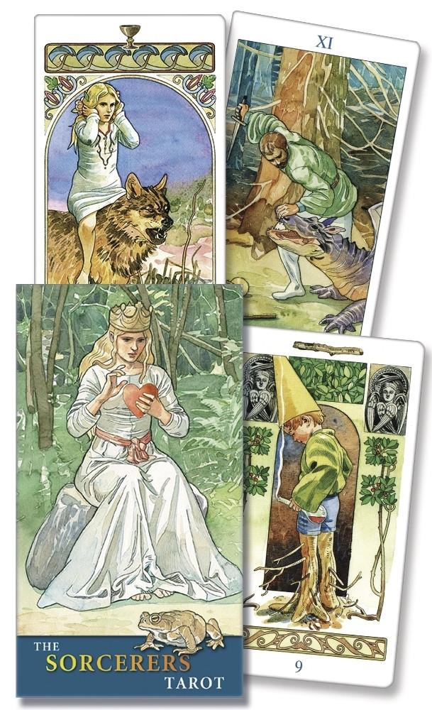 The Sorcerers Tarot/ Таро 78 Волшебников