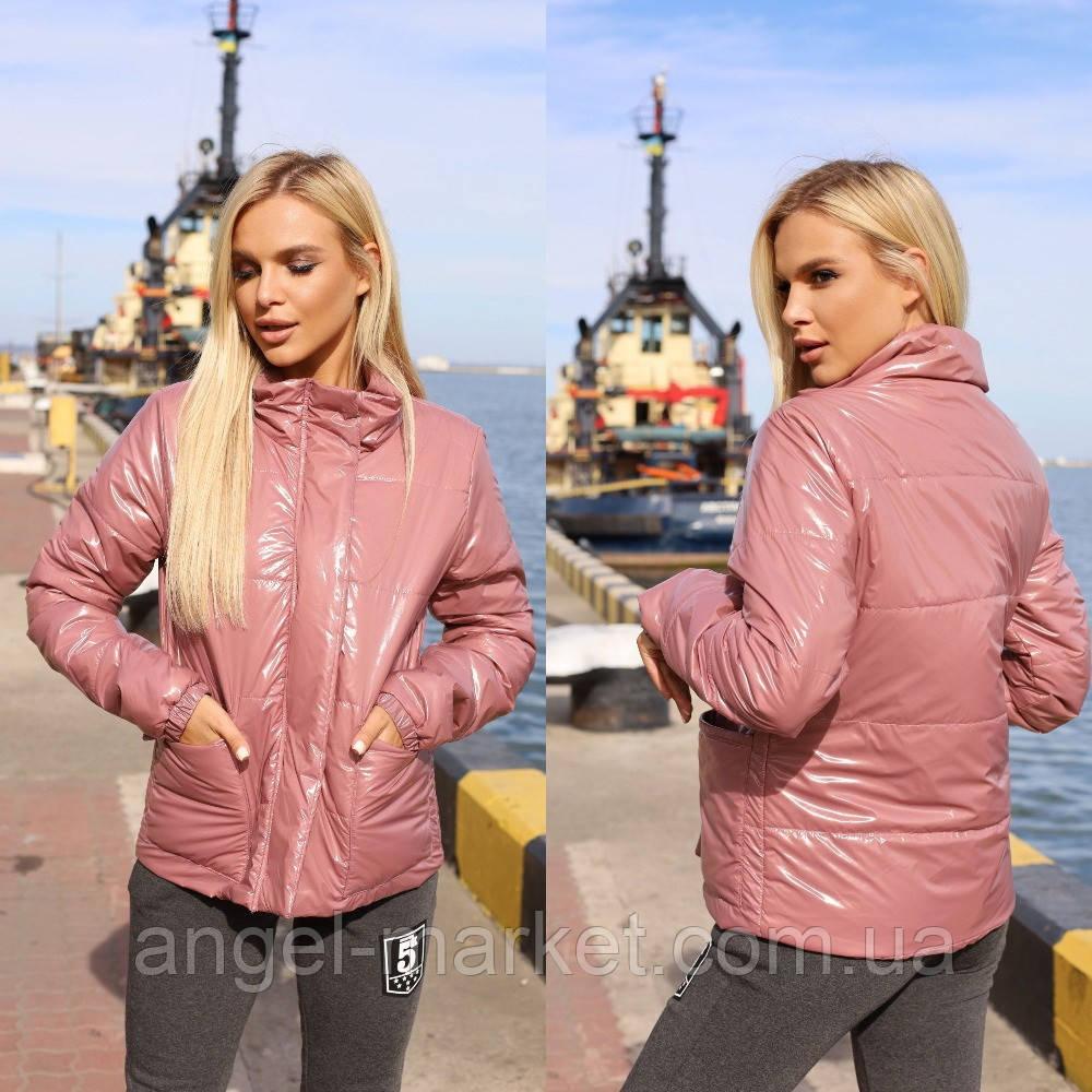Осенняя женская  куртка новинка 2020