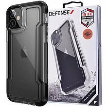 "Чехол Defense Clear Series (TPU+PC) для Apple iPhone 12 mini (5.4"")"