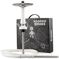 Кальян Voodoo Smoke Down - White (Вуду Смоук Даун, білий)
