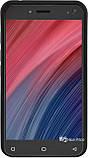 """Сенсорный мобильный телефон (смартфон) M-Horse CT4 (5"""") Black, фото 3"""