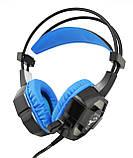 Наушники Gaming Stereo Headphone G2 с микрофоном Black, фото 2