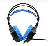 Наушники Gaming Stereo Headphone G2 с микрофоном Black, фото 3
