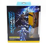 Наушники Gaming Stereo Headphone G2 с микрофоном Black, фото 4