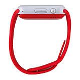 Умные часы телефон Smart Watch A1 Red, фото 4